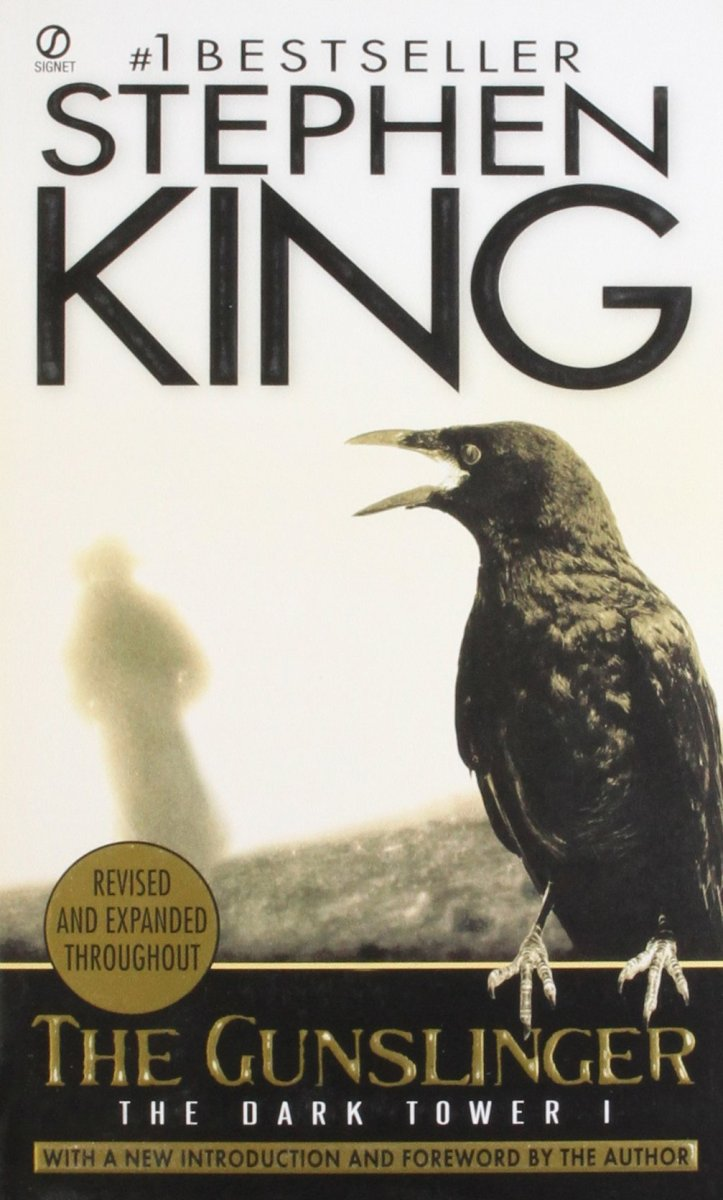 the gunslinger by stephen king dwelling on fantasy